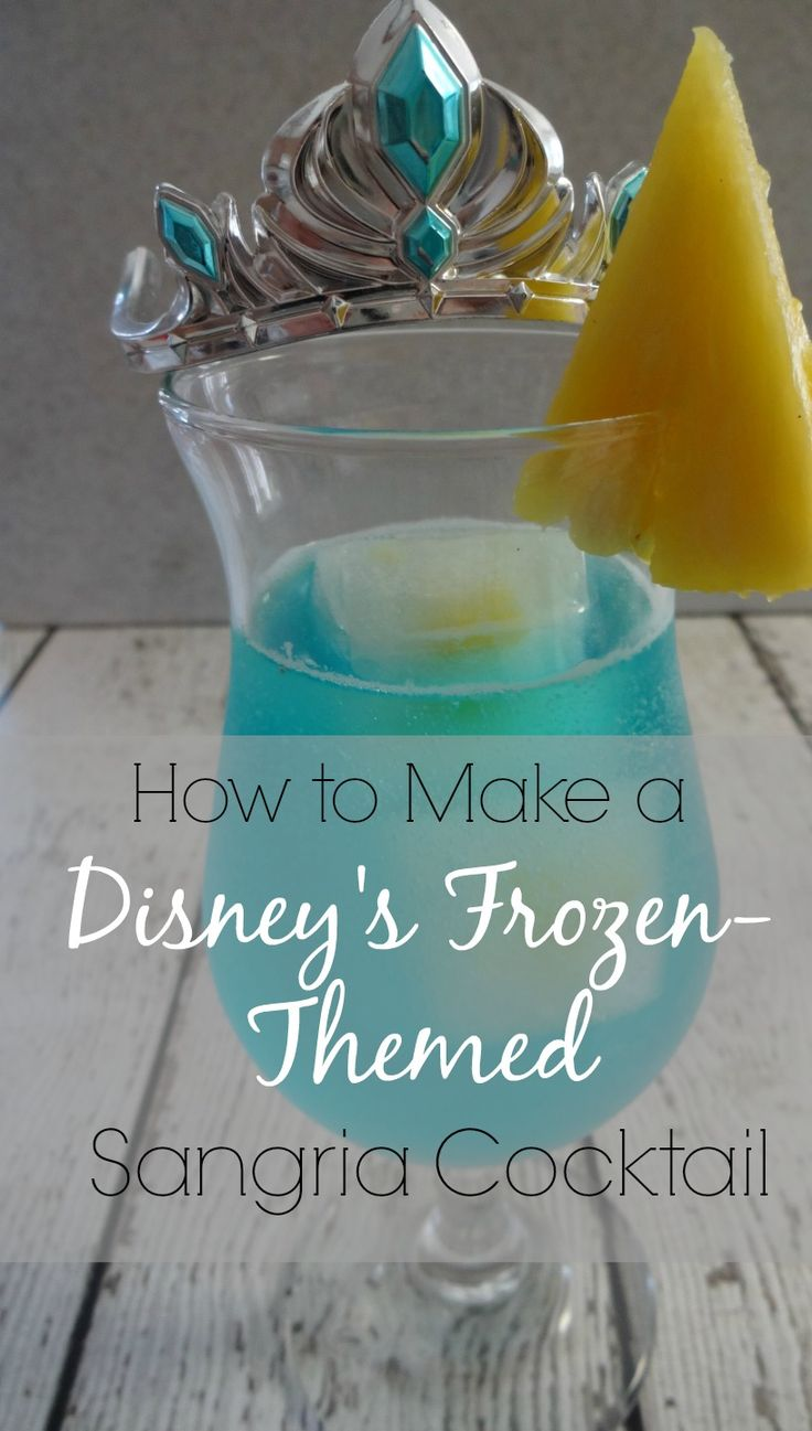 25 best ideas about adult disney party on pinterest On how to make alcoholic frozen drinks