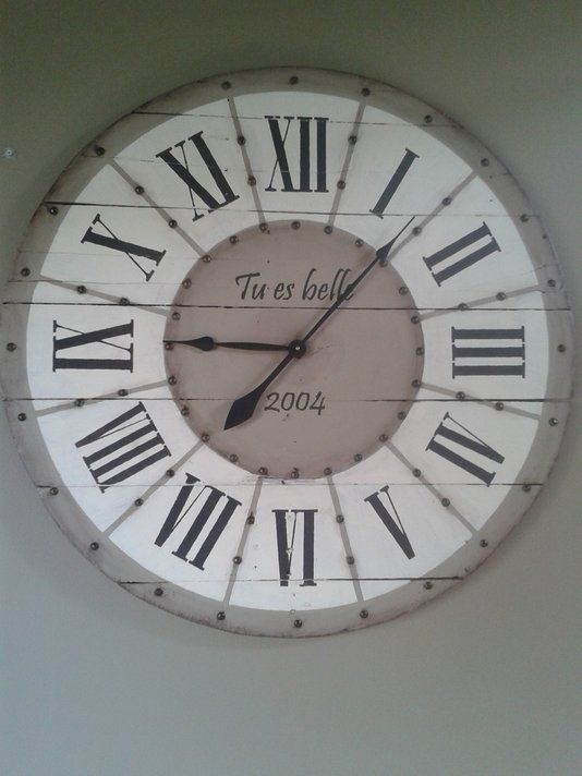84 best clocks images on Pinterest Clock ideas Large wall