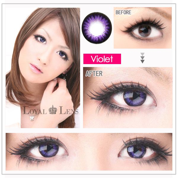 14 best images about Purple Eyes on Pinterest