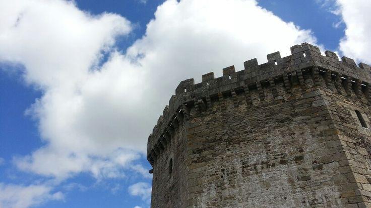 De la Torre dos Andrade al cielo.