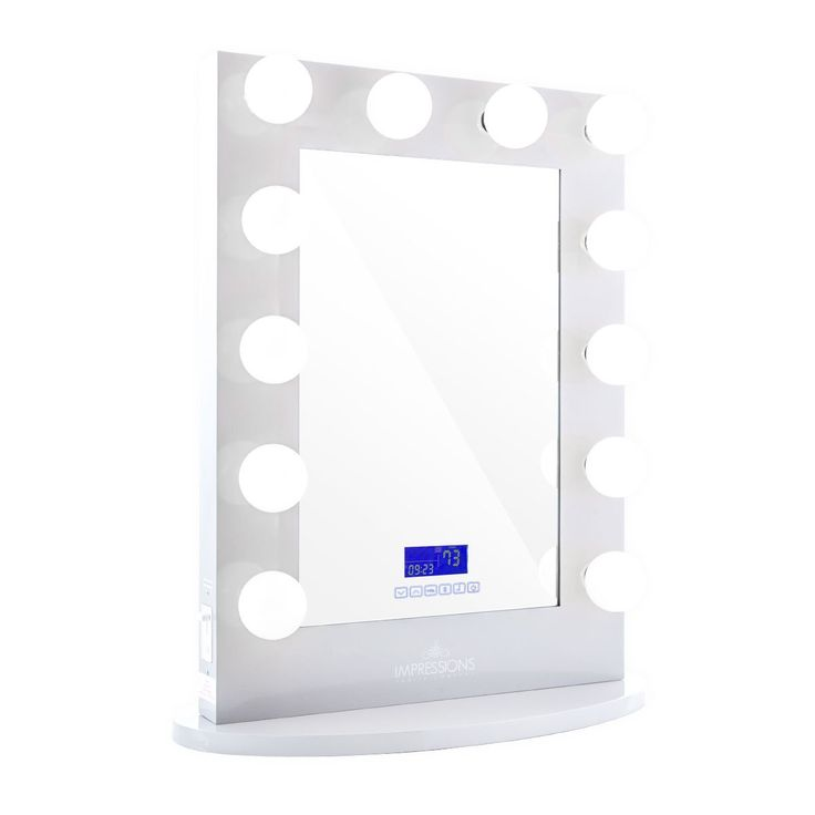 Bluetooth Bathroom Mirror Youtube the 25+ best bluetooth vanity mirror ideas on pinterest