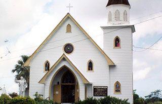 Sacred Heart Church - Pahoa (Puna District) Location Mass times