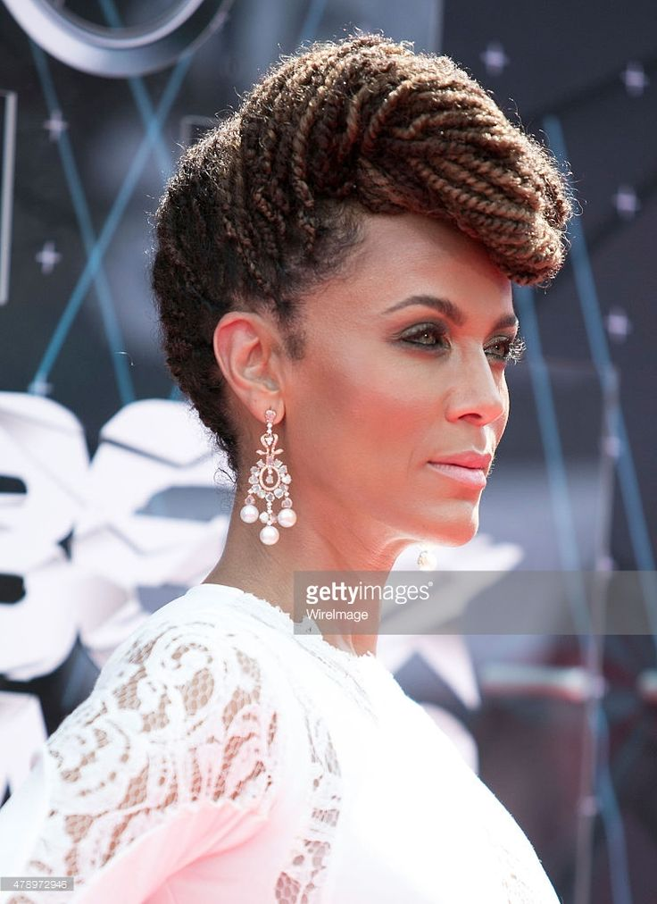 Actress Nicole Ari Parker attends the 2015 BET Awards on June 28, 2015 in Los Angeles, California.  (Photo by Vincent Sandoval/WireImage)