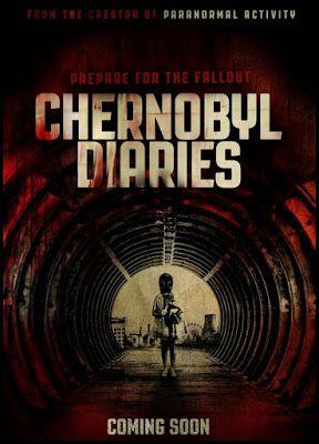 El Oscuro Rincón del Terror: ATRAPADOS EN CHERNÓBIL / CHERNOBYL DIARIES