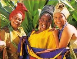 """The I-Threes: Judy Mowatt, Rita Marley, & Marcia Griffiths. I saw Griffiths in concert and did """"The Electric Slide"""" with her on stage! Awesome!"""
