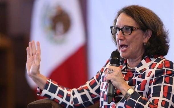 """VENEZUELA: Grynspan: Iberoamérica tiene que cambiar su cultura de emprendimiento EntornoInteligente La secretaria general iberoamericana, Rebeca Grynspan, aseguró que la región tiene que """"cambiar la cultura"""" en cuanto al emprendimiento, su ..."""