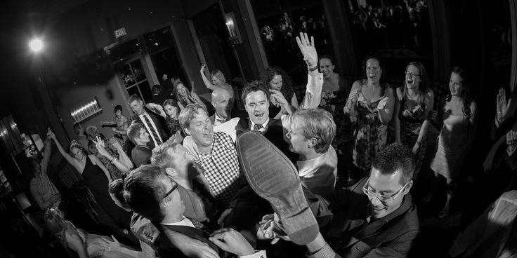 Crowd Surfing Groom | Flickr - Photo Sharing!