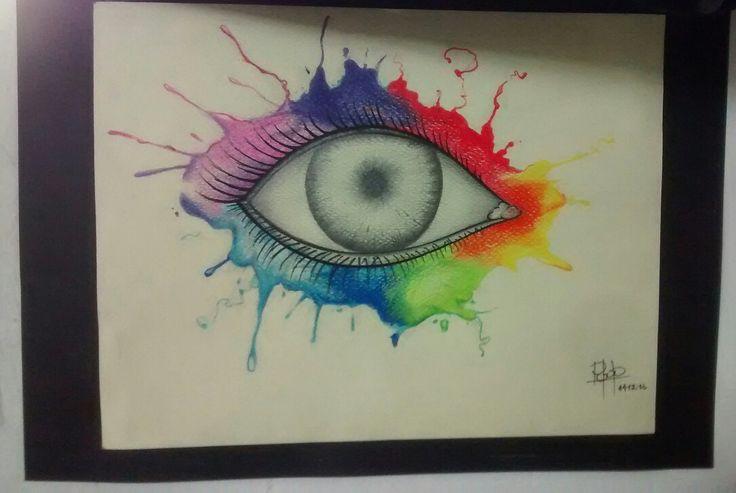 Watercolor este by Dago_Lozada