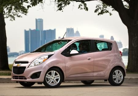 '13 Chevy Spark. My dream car