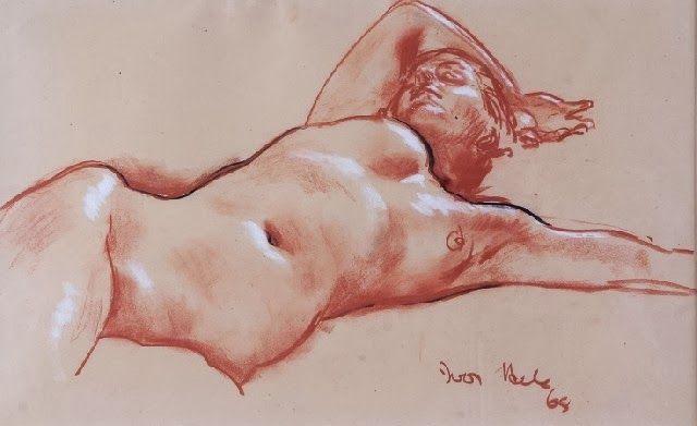Картинки по запросу Ivor Henry Thomas Hele nude