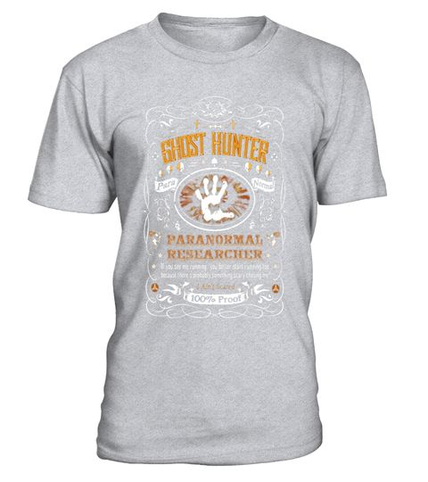 "# Vintage Whiskey Label Ghost Hunter T-Shirt .  Special Offer, not available in shops      Comes in a variety of styles and colours      Buy yours now before it is too late!      Secured payment via Visa / Mastercard / Amex / PayPal      How to place an order            Choose the model from the drop-down menu      Click on ""Buy it now""      Choose the size and the quantity      Add your delivery address and bank details      And that's it!      Tags: This Paranormal Investigators t-shirt…"