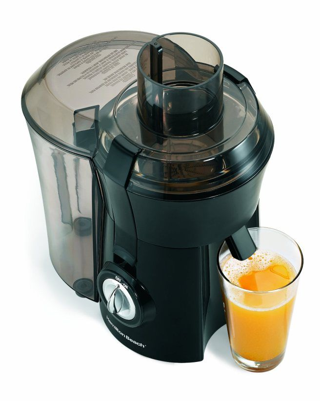 Best Juicer Machines   Hamilton Beach 67601A Big Mouth Juice Extractor