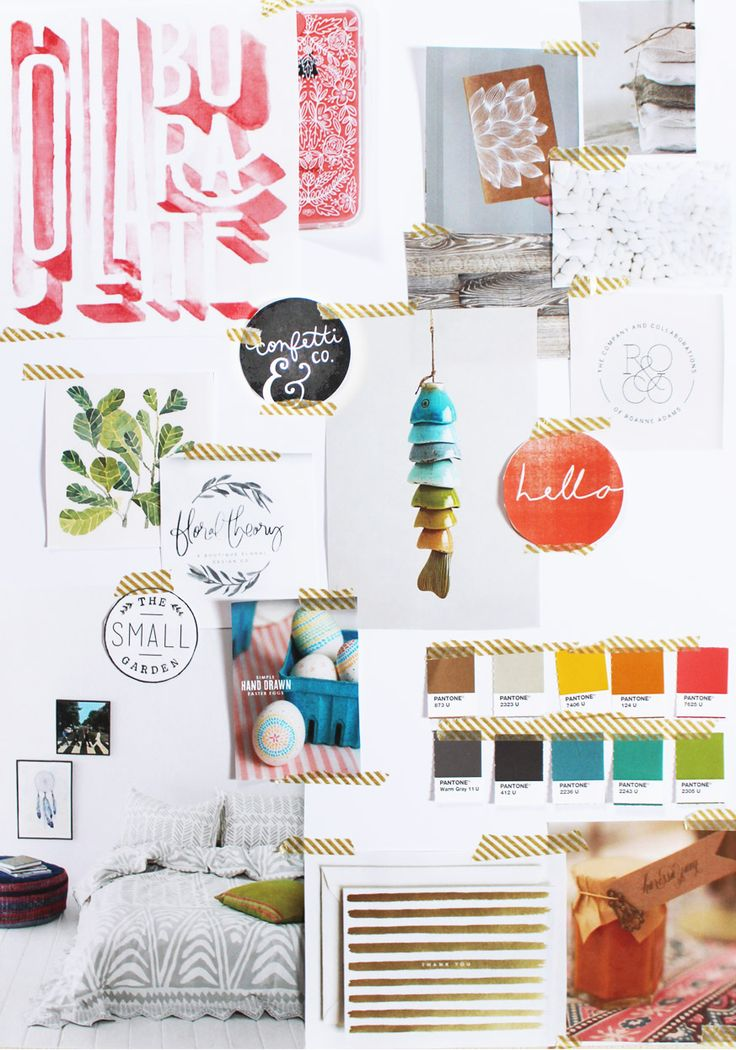 was ist ein moodboard diy idee ein handgemachtes wedding mood board lieschen heiratet ferras. Black Bedroom Furniture Sets. Home Design Ideas