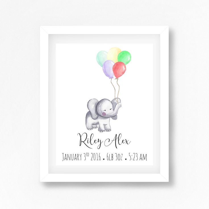 127 best personalised new baby gifts images on pinterest baby personalised baby name prints negle Images