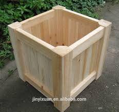 Afbeeldingsresultaat voor houten plantenbakken maken