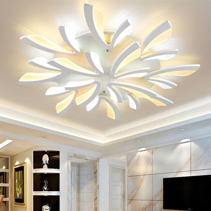 M s de 25 ideas incre bles sobre lamparas techo salon en - Ver lamparas de techo modernas ...