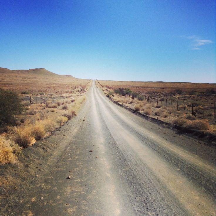 Tankwa Karoo in South Africa.