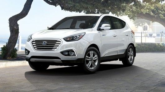 The Tucson Fuel Cell is available in the US for a US$499/month lease
