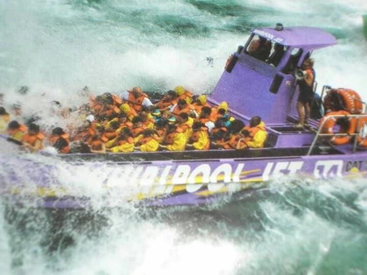 Whirlpool jet boat ride  www.whirlpooljet.com/