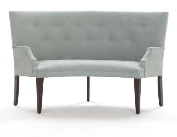 Sofa Cushions Slipcovers The Finley Dining Bench, By Mitchell Gold | Design Plan