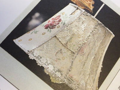 One of the many future projects I'm inspired to do from 'Granny Chic'.  This is probably the best book ever!