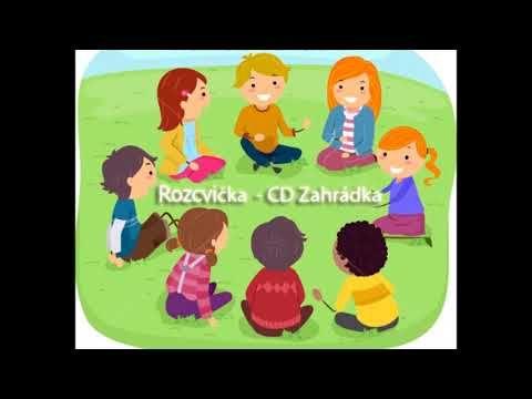 Rozcvička pro děti - YouTube