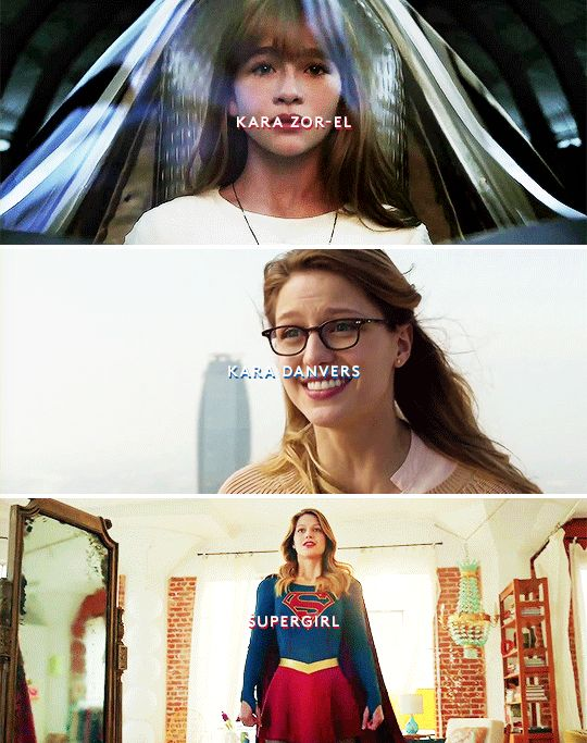 If you perceive Supergirl as anything less than excellent, isn't the real problem… you?