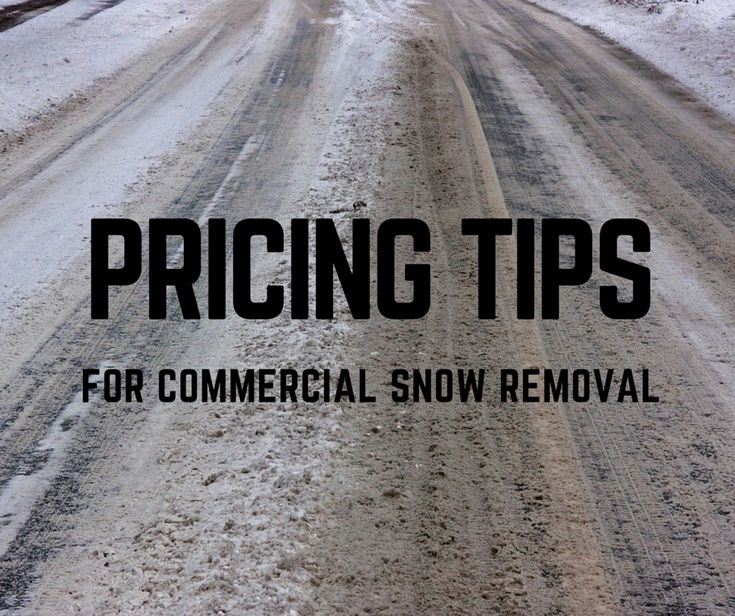 CHESTERFIELD, MO COMMERCIAL SNOW REMOVAL PRICING, CONTRACTS & BID TIPS