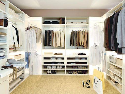 begehbarer kleiderschrank kleidung kleider mode. Black Bedroom Furniture Sets. Home Design Ideas
