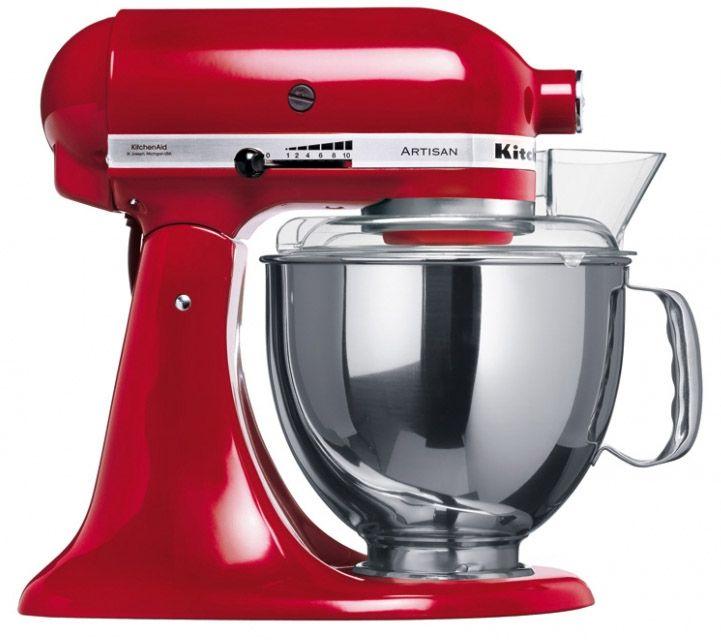 KitchenAid Artisan Röd - Min stora dröm! ;)