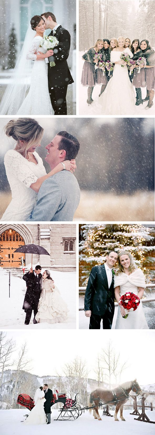 #WinterWedding #inspiration | Like these photos? Choose me as your photographer to recreate them | www.nicoleamanda.ca