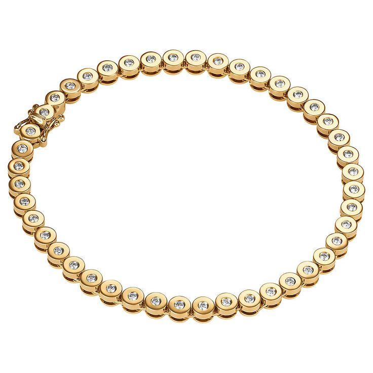 CHRIST Diamonds Armband 83505990