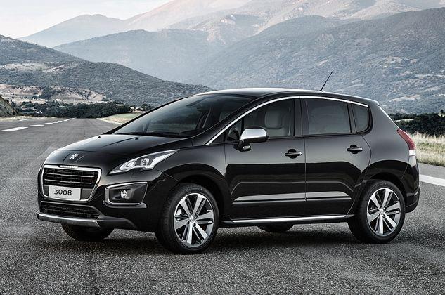 Peugeot 3008 na operativní leasing srovnává Leasni.cz