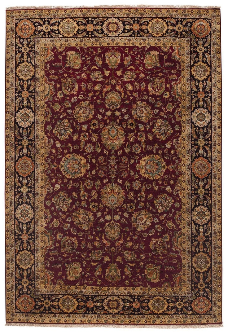 how to choose the color of the rug
