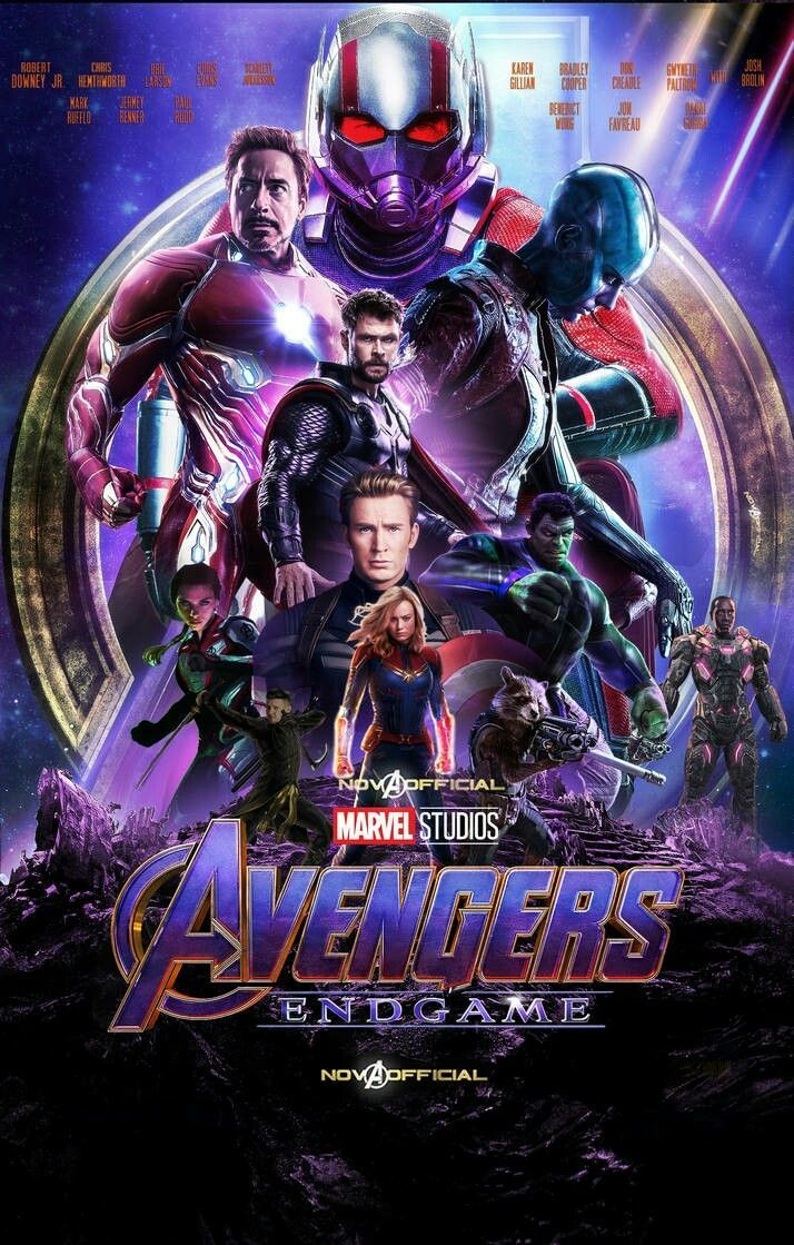 AVENGERS ENDGAME IT DOESN'T GET BETTER THEN THIS ...