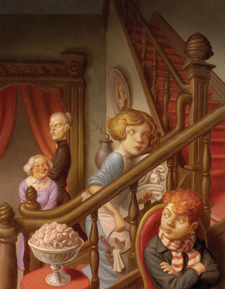 Peter Ferguson has been illustrating book covers for well over a decade. Peter is well known for illustrating the The Sisters Grimm series.