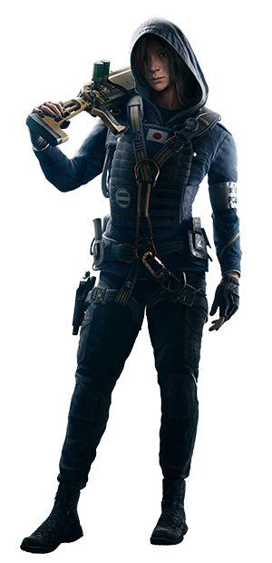 Tom Clancy's Rainbow Six® Siege | Agentes | Web oficial | Ubisoft