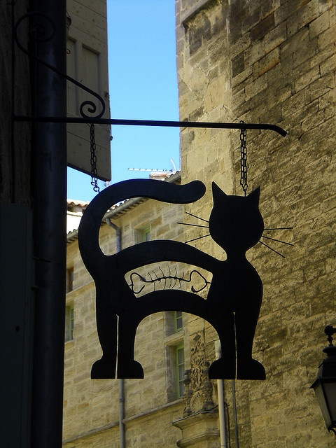 Restaurant in Pezenas, France Flickr by wolf7491 Flickr by wolf7491