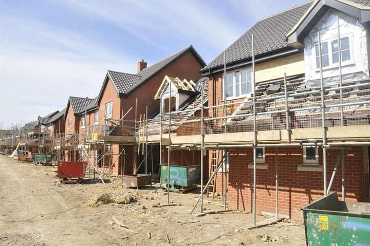 The government has said it will invest 866m in new infrastructure projects with aims of enabling 200000 new homes to be built.  #Building #Economy #Architecture #Economics #Buildingmaterial #Constructionworker #Constructionsite #Construction #Housebuilding #UKconstruction #Future #Development #Brick #UK #Housing #Infrastructure #Investment #Government