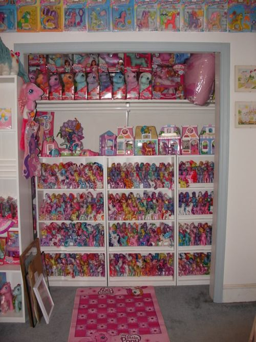 MY LITTLE PONY COLLECTION OMG
