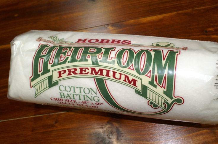 Hobbs heirloom premium cribsize