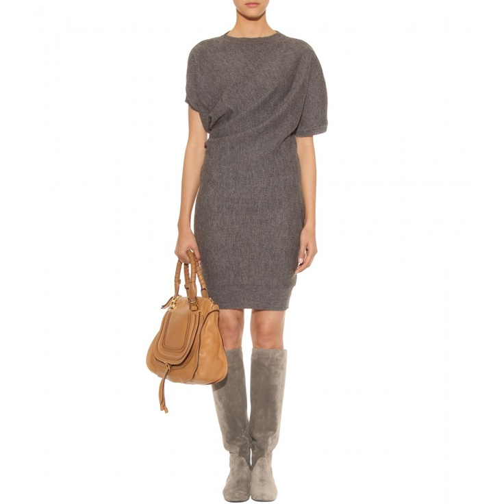 Lanvin Wool Dress