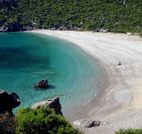 Vathi Avlaki - Peloponnese, Greece