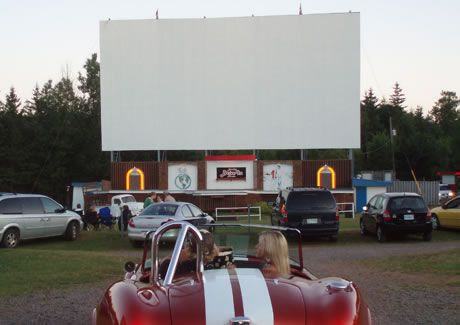 Brackley Drive-In Theatre - Prince Edward Island (PEI) - Drive In Theatre