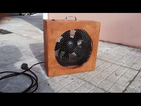 Shop Dust Extractor - YouTube