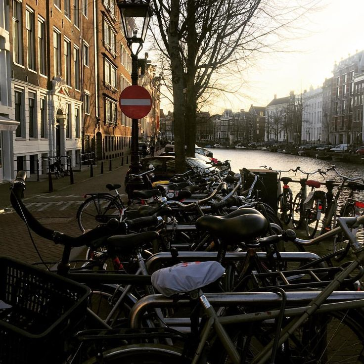 I enjoy every moment as I enjoy every picture. — Amsterdam  #goodday #enjoy #stroll #street #canal...