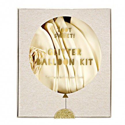White Balloon Kit - Shop