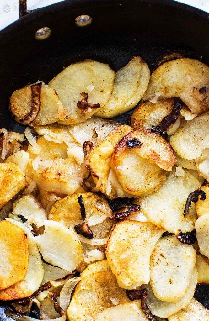 Home Fries Recipe | SimplyRecipes.com