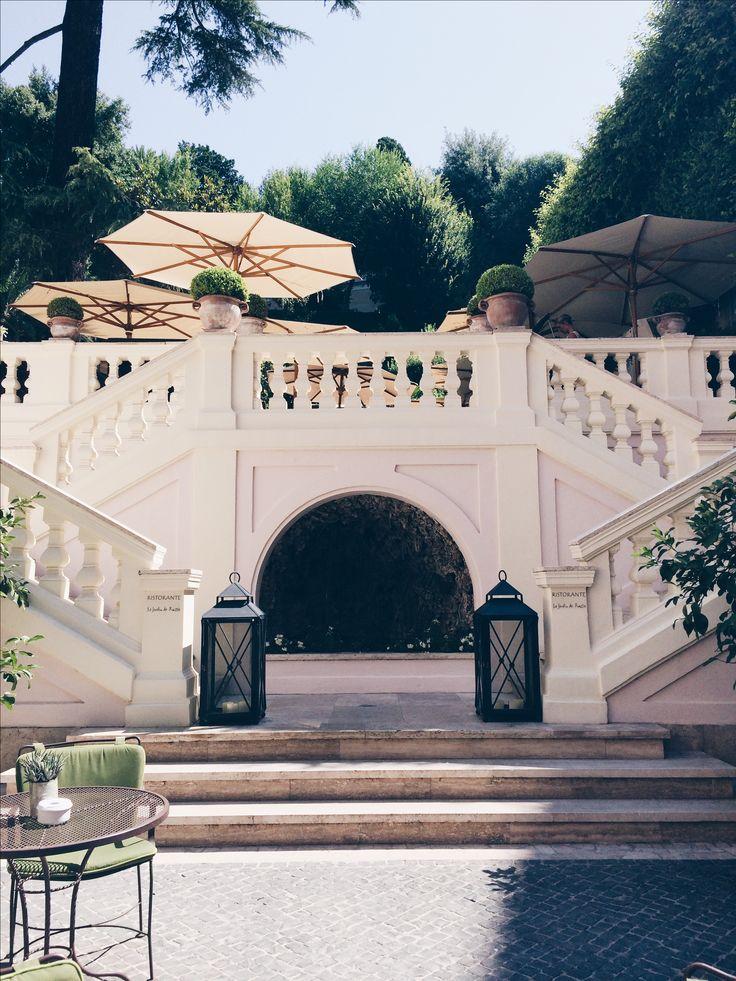 Hotel de Russie - Rome Rome Hotel Interior Designs