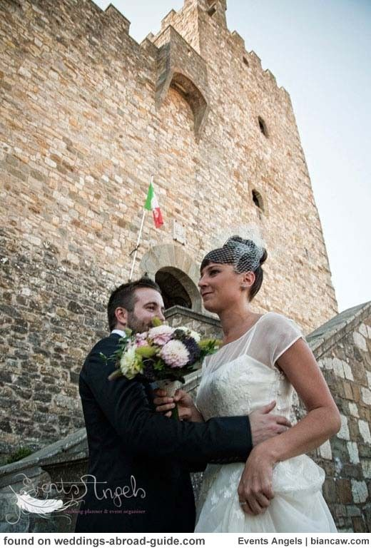 Wedding Gifts For Couples Living Abroad : real wedding inspiration wedding abroad italian weddings living ...